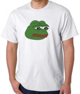 Koszulka t-shirt PEPE rozmiar S