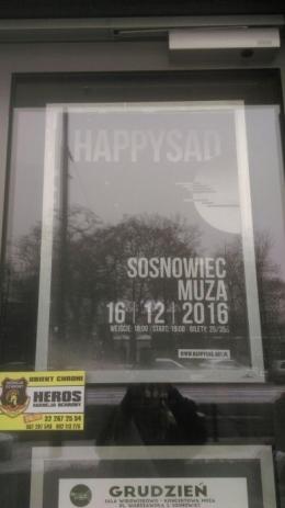 Bilety na koncert Happysed sprzedam.