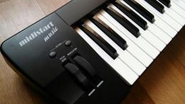 Miditech midistart music 49 midi usb