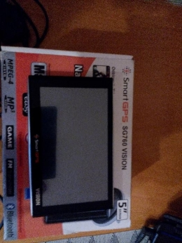 Nawigacja smart GPS SG 760 VISION
