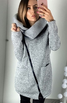 Płaszczyk (sweter)