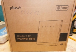 Router LTE Huawei B315 - NOWY !!!