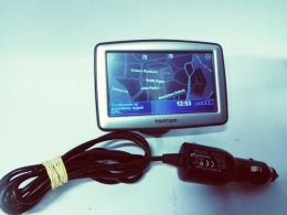 TomTom XL + kabel