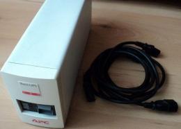 UPS APC BK500 + kable