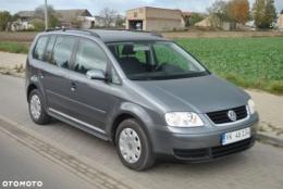 Volkswagen Touran 1,9 TDI 7 osobowy klimatyzacja serwisowany opłacony