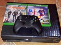 Xbox one pad + gry
