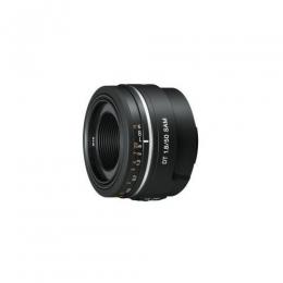 2 obiektywy do Sony A 18-55 f3,5 - 5,6 i 50 f1,8 + filtry