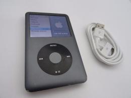 Apple iPod Classic 160GB Czarny Stan Dobry! Polecam