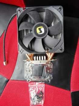 Chlodzenie na Procesor Fortis HE1225 CPU Cooler