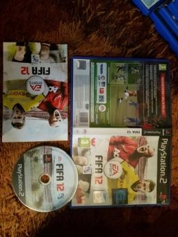 FIFA 12 PL PlayStation 2 po Polsku.