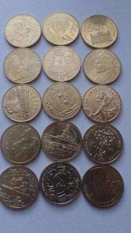 Monety okolicznościowe 2 zł GN - lata 2005-14