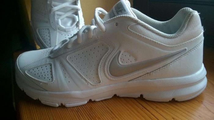 online retailer b8f91 ba0f8 Nike damskie 41, białe