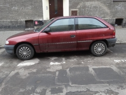 Opel astra 1.4 benzyna