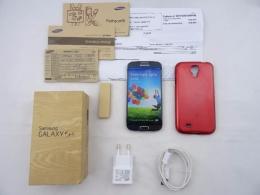 Samsung Galaxy S4 GT-I9505 16GB Czarny Zestaw +Etui