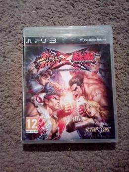 Sprzedam gre street fighter PS3