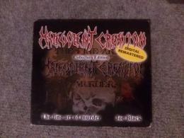 "Malevolent Creation - ""The Fine Art of Murder"" - edycja kolekcjonerska"