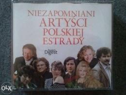Niezapomniani artyści polskiej estrady