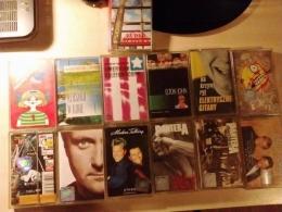 Sprzedam kasety! Stan bdb 5-10 zł/sztuka Metal, Rock, Pop i inne