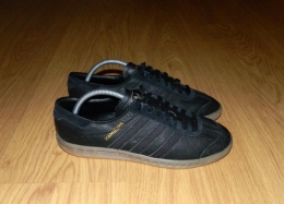 Buty sportowe Adidas Hamburg skorzane Casual London Koln Berlin