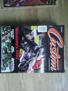 Custom Miesiecznik plus inne zagraniczne magazyny