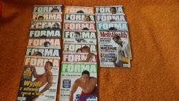 Czasopisma Forma rok 2001-03
