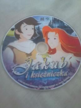Film/płyta DVD Jakub i księżniczka Możiwa wysyłka!ŚWIĄTECZNA OFERTA!