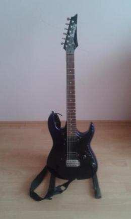 Gitara elektryczna IBANEZ GRX 20, okazja!!!