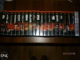 Kasety,filmy vhs piękny zestaw James bond 007