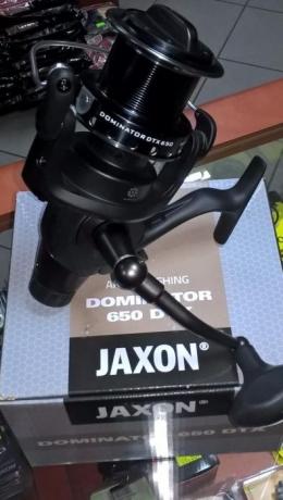 Kołowrotek karpiowy jaxon dominator 650