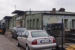 Magazyn sprzedam Radziejów ul. Przemysłowa 400 m na działce 760 m2