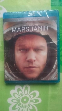 Marsjanin 3D/2D NOWY !