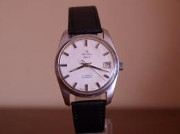 Nareczny zegarek Olma Sport, datownik