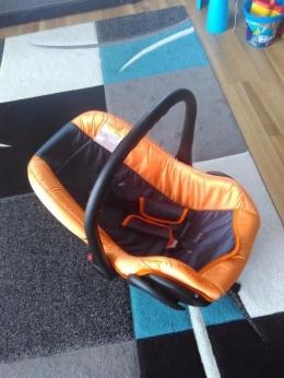 Nosidełko - Fotelik dla niemowlaka