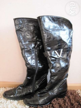 Nowe damskie buty zimowe rozm 37 okazja