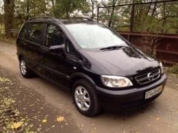 Opel Zafira 1.8 125 kM benzyna