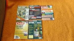 Stare czasopisma IT/Elektronika
