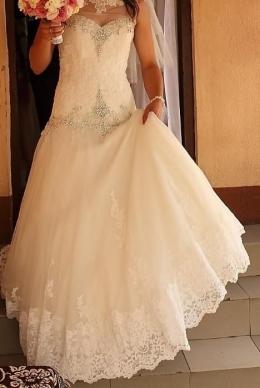 Suknia ślubna MON CHERI 115228