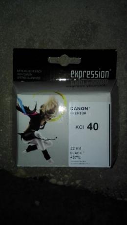 Tusz Canon KCI 40