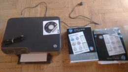 Użadzenie wielofunkcyje drukarka skaner HP eprint dekjet 3070A