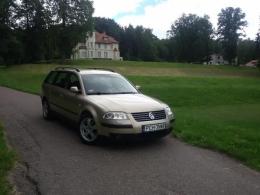 Volkswagen Passat b5fl B5 FL 1.9 tdi 130 Diesel Kombi Zadbany Navi