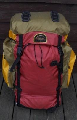 Plecak turystyczny trekkingowy Anzoni około 78l wysyłka w cenie