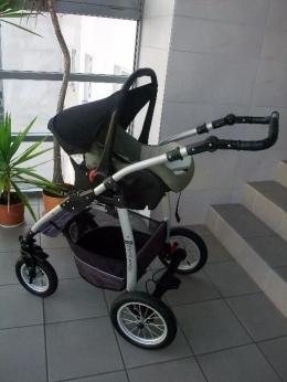 Sprzedam wózeczek wielofunkcyjny Jedo FYN Alu 3 w 1