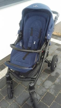 Wózek bebetto 3w1 nosidelko maxi cosi