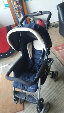 Wózek dziecięcy spacerówka ponee xs