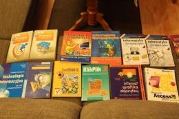 Dużo ksiązek informatyka i inne 10zł za sztukę