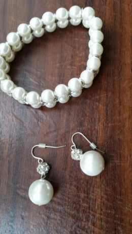 Elegancka biżuteria ślubna