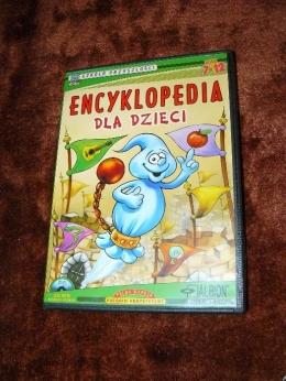 Encyklopedia dla dzieci cd-rom