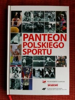 Książka Panteon Polskiego Sportu, Nowa