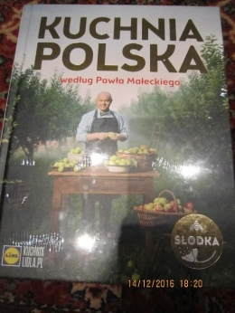 Kuchnia polska lidl słodka P. Małeckiego
