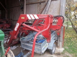 Ładowacz czołowyTUR MX zamienię i inne maszyny